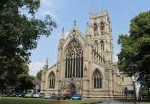 Doncaster, The Minster Church of Saint George, South Yorkshire © Kevin Hale